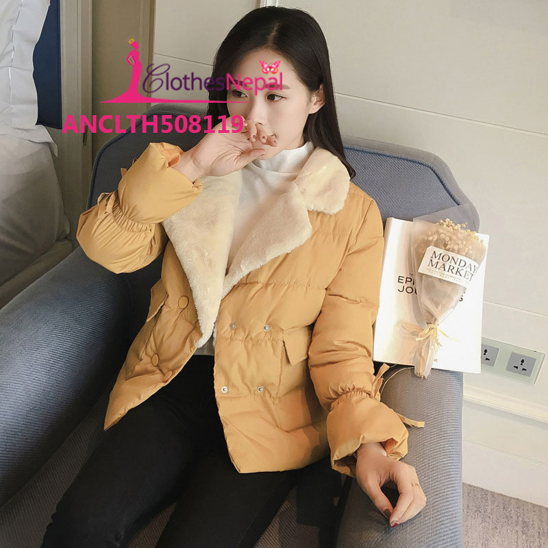 Buy Autumn And Winter New Women S Cotton Suit Down Cotton Jacket In