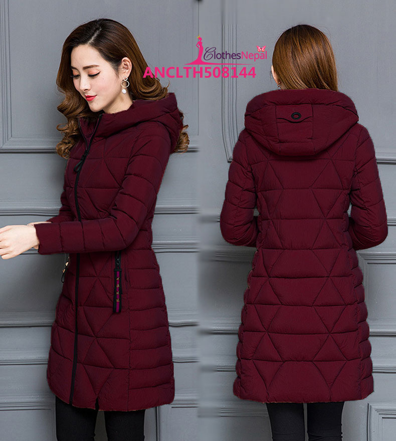 Buy Autumn And Winter New Light Down Jacket Cotton Women S Long