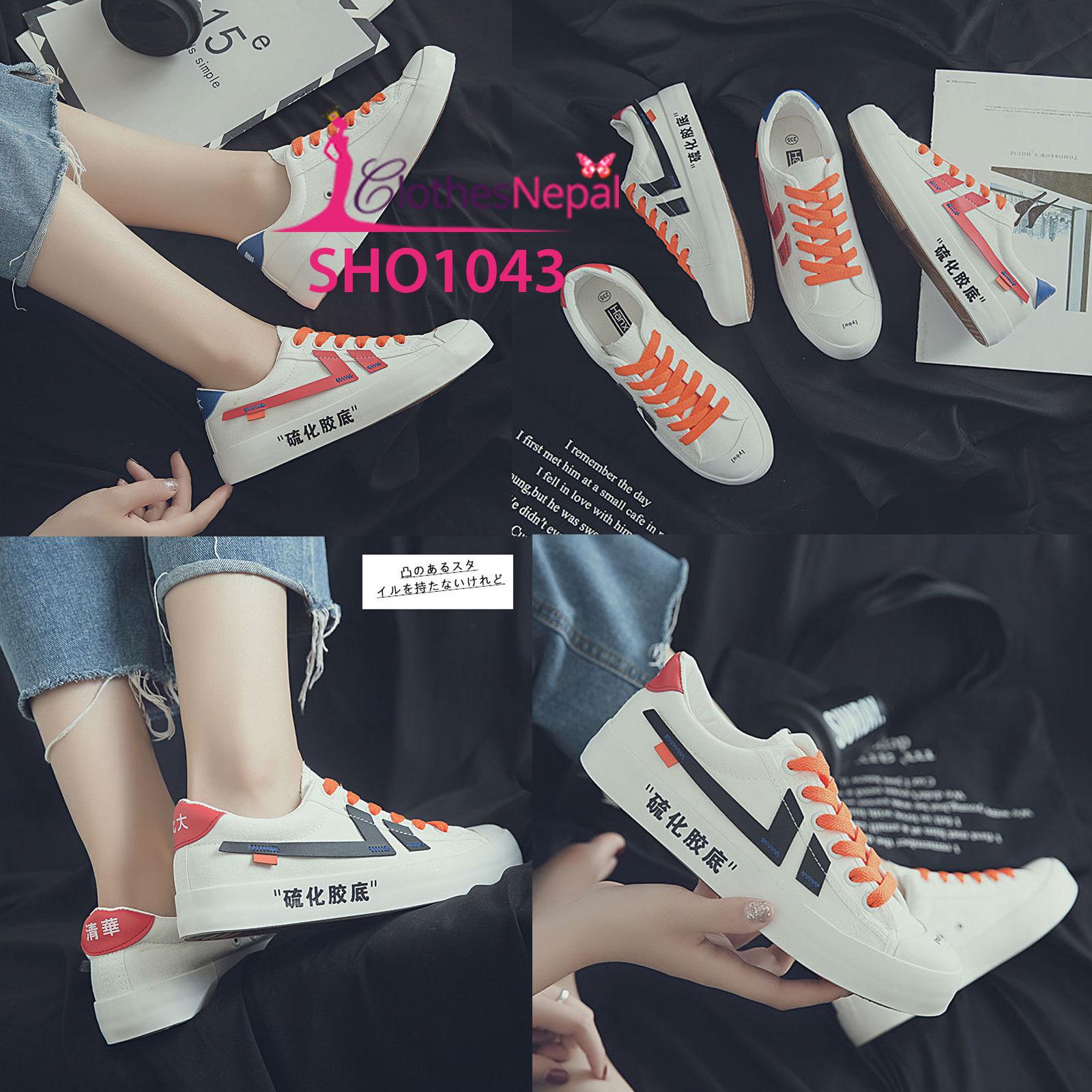 Summer new wild Korean canvas shoes